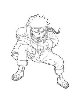 Cartoon Coloring, Naruto Coloring Pages Sakura Haruno: Naruto ...