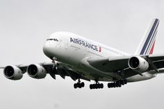 Air France will phase out its entire fleet of Airbus aircraft by The airline currently operates a fleet of ten Airbus jets. A380 Aircraft, Airbus A380, Aircraft Maintenance, International Flights, Air France, Airplanes, Travel, Planes, Viajes