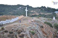 Sarti, alege o binemeritata vacanta in Sarti, Sithonia! Cn Tower, Wind Turbine, Greece, Building, Travel, Greece Country, Viajes, Buildings, Destinations