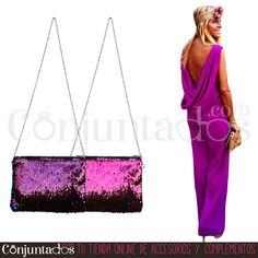 Bolso de mano reversible con lentejuelas fucsias ★ 12'95 € en https://www.conjuntados.com/es/bolsos/bolsos-de-mano/bolso-de-mano-con-lentejuelas-fucsias.html ★ #bolso #carterademano #bag #handbag #lentejuelas #paillettes #conjuntados #conjuntada #lowcost #accesorios #complementos #moda #eventos #bodas #invitadaperfecta #perfectguest #party #fashion #fashionadicct #fashionblogger #blogger #picoftheday #outfit #estilo #style #streetstyle #GustosParaTodas #ParaTodosLosGustos