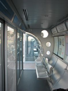 Dubai Introduced World`s First Bus-Stop Design