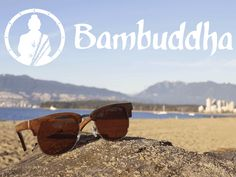 Bambuddha: Hand-crafted Bamboo Sunglasses. Be the Change!'s video poster