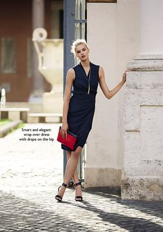 Spring 15 - Woman Collection: Daily Chic. Find it out on: http://www.benetton.com/blog/2015/01/29/via-condotti/