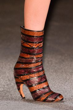 Shoe Trends From Fall 2013 Fashion Week