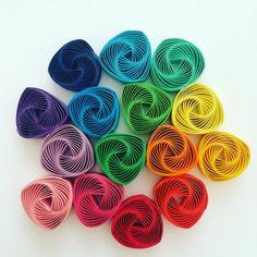 vortex coil rainbow