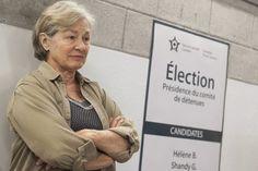 Depuis le lancement de la série Unité 9, en septembre dernier sur les ondes de Radio-Canada, la comédienne Micheline Lanctôt goûte à un grand succès populaire grâce à son personnage d'Élise qu'elle affectionne.