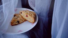 eat run love: Rychlé brusinkové scones + co je nového?