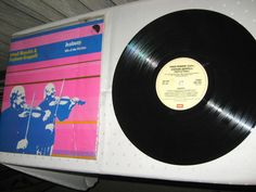 Yehudi Menuhin & Stephane Grappelli - Jealousy UK 1973 Lp near mint