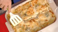 La ricetta di oggi 1 marzo 2016 di Sergio Barzetti da La prova del cuoco, la ricetta dei paccheri ai 4 formaggi