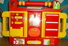 Pee Royal Mail Post Office Playset