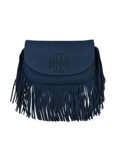ea6f23f937b TORY BURCH Tory Burch Fringes Harper Crossbody.  toryburch  bags  shoulder  bags  crossbody  suede