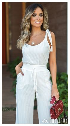 New Outfits, Fashion Outfits, Womens Fashion, Fashion Ideas, Boho Chic, Style Me, Trousers, Jumpsuit, Street Style