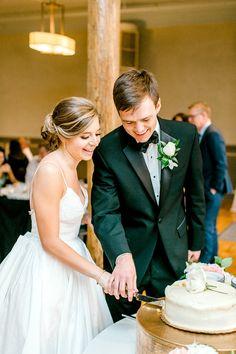 Spartanburg, SC Indigo Hall Wedding | Cake Cutting Wedding Cake Cutting, Dream Wedding, Wedding Day, Mr Mrs, Indigo, Wedding Cakes, Jackson, Photographs, Marriage