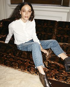 RSVP. It's party time and Levi's has everything you'll want to wear for it. From pretty blouses to frayed denim, shop on levi.com to get in the spirit of the holiday.