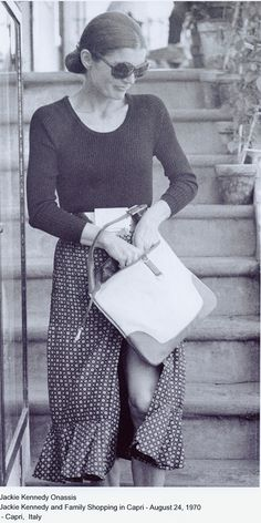 Jackie O. 1970 Capri