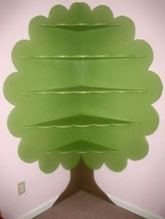 I love this super cute tree bookcase for a child& room (Abilin LLC . - I love this super cute tree bookcase for a child& room (Abilin LLC … – – # Tree - Decoration Creche, Tree Bookshelf, Tree Shelf, Bedroom Bookshelf, Bookshelf Ideas, Bookcase Headboard, Kids Bookcase, Bookshelf Design, Toy Rooms