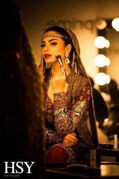 Pakistani Bridal Wear.