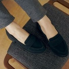 Buy 'BAIMOMO – Platform Chunky Heel Loafers' with Free International Shipping at YesStyle.com. Browse and shop for thousands of Asian fashion items from Taiwan and more!