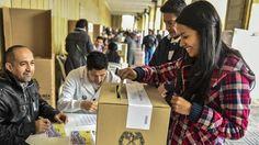 Impacto en Colombia el No ganó el plebiscito y se cayó el acuerdo de paz con las FARC - Infobae.com