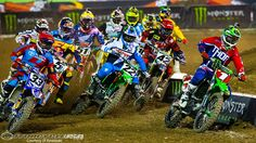 Monster Supercross 2014 Heads to Phoenix - Offroad Motorcycles - Motorcycle Sport Forum