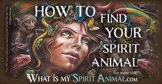 Wondering HOW TO FIND YOUR SPIRIT ANIMAL? Discover a wide variety of ways to find your spirit animal guide! Detailed SPIRIT ANIMAL MEDITATION included!