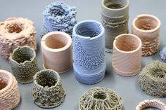 printed ceramics to experimental food storage on show at design degree show Latest Design Trends, Royal College Of Art, Contemporary Ceramics, School Design, Food Storage, Prints, Inspiration, Home Decor, Biblical Inspiration