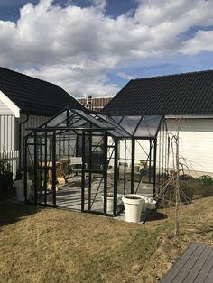 Bygge Orangerie fra Kløver. Byggshopper.no