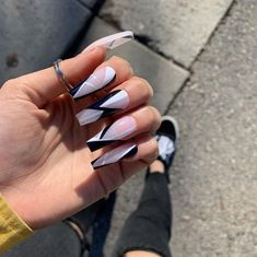 pin auf nails Dope Nail Designs Idea pin auf nails D. Aycrlic Nails, Dope Nails, Neon Nails, Dope Nail Designs, Short Nail Designs, Nail Swag, Fabulous Nails, Gorgeous Nails, Pretty Nails