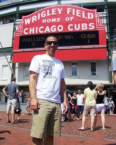 Wrigley Field Chicago