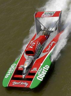 .Hot Boats