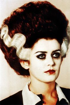 vintagegal: Patricia Quinn in The Rocky Horror...