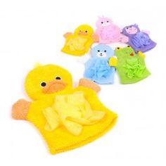 Cute Kids Gentle Bath Cartoon Bubble Glove $4.99