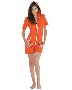 8a810a08db Daytime Festivaling Onesie  ZOOOPY Terry Tangerine   ZOOOP iT UP™