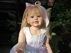 Perla By Jannie de Lange! Beautiful Toddler!! Limited Edition!