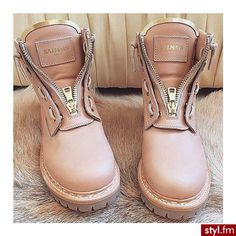 Balmain boots @KortenStEiN