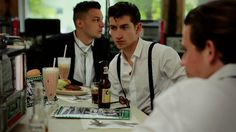 Arctic Monkeys in LA HOW ARE THEY REAL?!