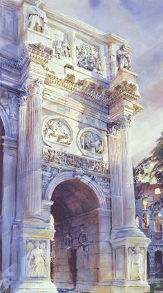 Rome - Arch of Constantine.lr