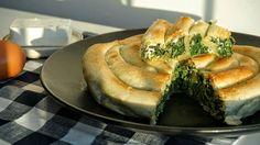 Today we wanted to prepare one of the most typical dishes of #Albanian #cuisine. The #byrek is a #delicious savoury #pie made with #cheese, #spinach and #spring onions. The  #recipe is in app and web!  ----- Oggi abbiamo voluto preparare uno dei #piatti piú tipici della #cucina #albanese. Il byrek è un buonissimo rustico fatto con formaggio albanese, #spinaci e cipollotti. La #ricetta è sull'app e web!  #homemade#food#foodies#foodie#yum#yummy#albania#albanianfood#skanu#lecker#foodporn#...