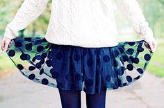 DIY: skirt