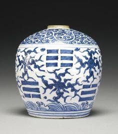 Collection Here Vaso Imari Ceramica Giappone Asia Xix S Antico Deco Orient Blu Rosso Attractive Appearance Arredamento D'antiquariato Arte E Antiquariato