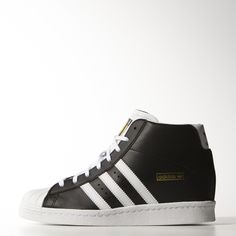adidas Superstar Up Shoes - Black Toe Shoes For Men, Up Shoes, Shoes Heels Wedges, Sneaker Heels, Adidas Zx, Black Adidas, Adidas Sneakers, White Sneakers, Shoes Sneakers