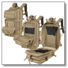 Maxpedition Falcon Tactical Backpack - Makes for a great bug out bag for preppers.