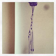 Sketch: Flying giraffe 2.0.