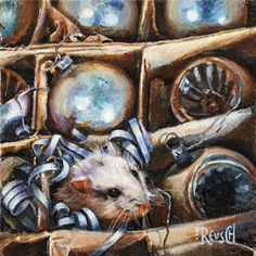 Home 'Till the Holiday - Lori Preusch - one of my favorite Artists