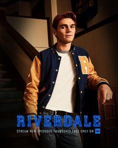 Riverdale Season 4 Archie Andrews Poster by on DeviantArt Riverdale High School, Kj Apa Riverdale, Riverdale Cheryl, Riverdale Cast, Archie Andrews Riverdale, Riverdale Archie, The Sims, Betty And Jughead, Archie Comics