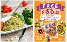 Gewinnspiel: Free your Food Kochbuch