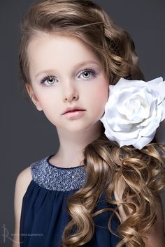 ♥♥ beautiful face of a little girl