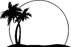 Image result for palm tree clip art