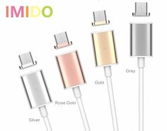 >> Click to Buy << IMIDO Magnetic Cable Nylon Micro Usb Cable for iPhone 6 6s 7 Plus 5s 5 Lightning Cable Android Samsung Microusb magnetic charger #Affiliate