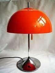 Afbeeldingsresultaat voor 70's lamp